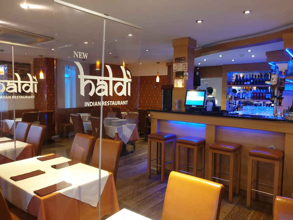 Gallery at Haldi Restaurant RH13